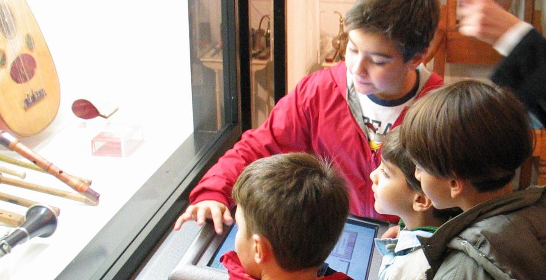 Η σύγχρονη τεχνολογία στην υπηρεσία του Μουσείου